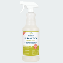 Wondercide Flea & Tick Spray - Lemongrass - 16oz