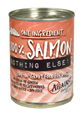 Against the Grain Canned Dog Food Nothing Else Salmon - 11oz