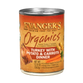 Evanger's Organics Canned Dog Food Turkey w/ Potato & Carrots - 12.8oz