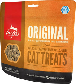 Orijen Freeze-Dried Cat Treats Original - 1.25oz