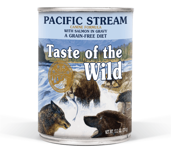 Taste of the Wild Pacific Stream Canned Dog Food - 13.2oz