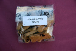 My Pet Naturally Peanut Butter Cookie Treats - 6oz