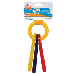 Nylabone Puppy Teething Keys Toy - Small