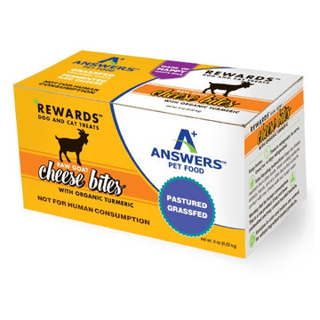 Answers Raw Goat Cheese with Turmeric 8oz