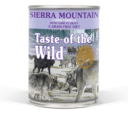 Taste of the Wild Sierra Mountain Canned Dog Food - 13.2oz