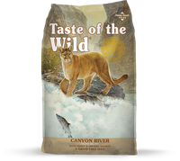 Taste of the Wild Cat Food Canyon River - 5lb