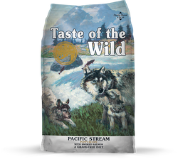 Taste of the Wild Dog Food Pacific Stream Puppy - 5lb