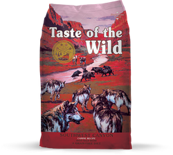 Taste of the Wild Dog Food Southwest Canyon - 5lb