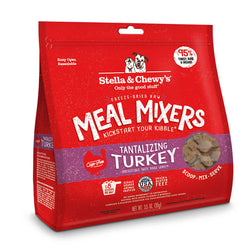 Stella & Chewy's Meal Mixers Dog Food Turkey - 3.5oz