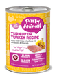 Party Animal Dog Food Turn Up Da Turkey - 13oz