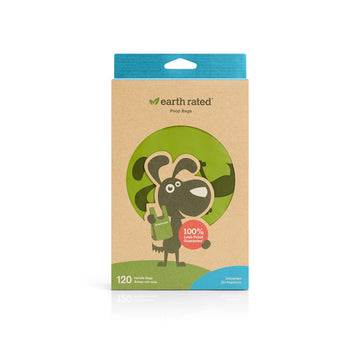 Earth Rated Poop Bags w/ Handles Unscented