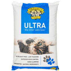 Dr. Elsey's Ultra Cat Litter Unscented- 18lb