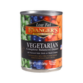 Evanger's Canned Dog Food Vegetarian - 12.8oz