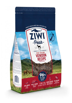 Ziwi Peak Air-Dried Dog Food Venison - 5.5lb