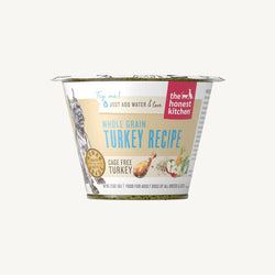 The Honest Kitchen Dehydrated Dog Food Whole Grain Turkey Cup - 1.75oz