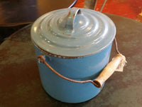 Antique Dog Food And Treat Storage Containers