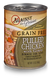 Against The Grain Pulled Chicken Canned Dog Food 12oz