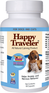 Ark Naturals Happy Traveler 30Count Capsules