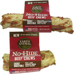 No Hide Chews Beef 4 in