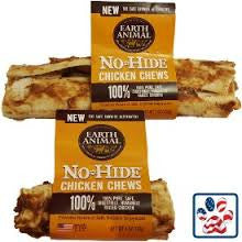 No Hide Chews Chicken 4 in