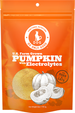Pumpkin With Electrolytes 6 oz By Do Only Good