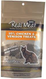 Real Meat Cat and Kitten Treats