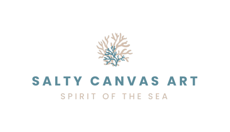 Salty Canvas Art