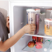 Moisture-Proof Sealed Cans Transparent Organizers