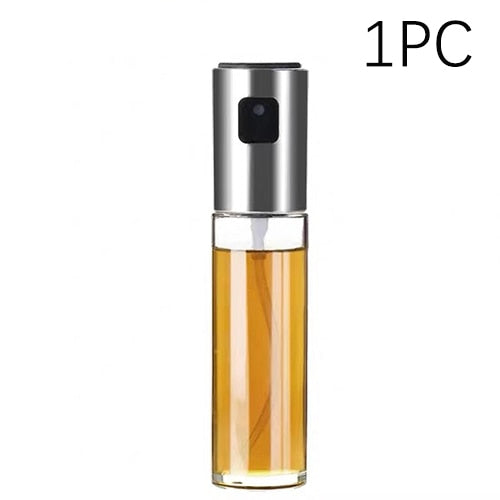 BBQ Baking Olive Oil Vinegar Spray Bottle