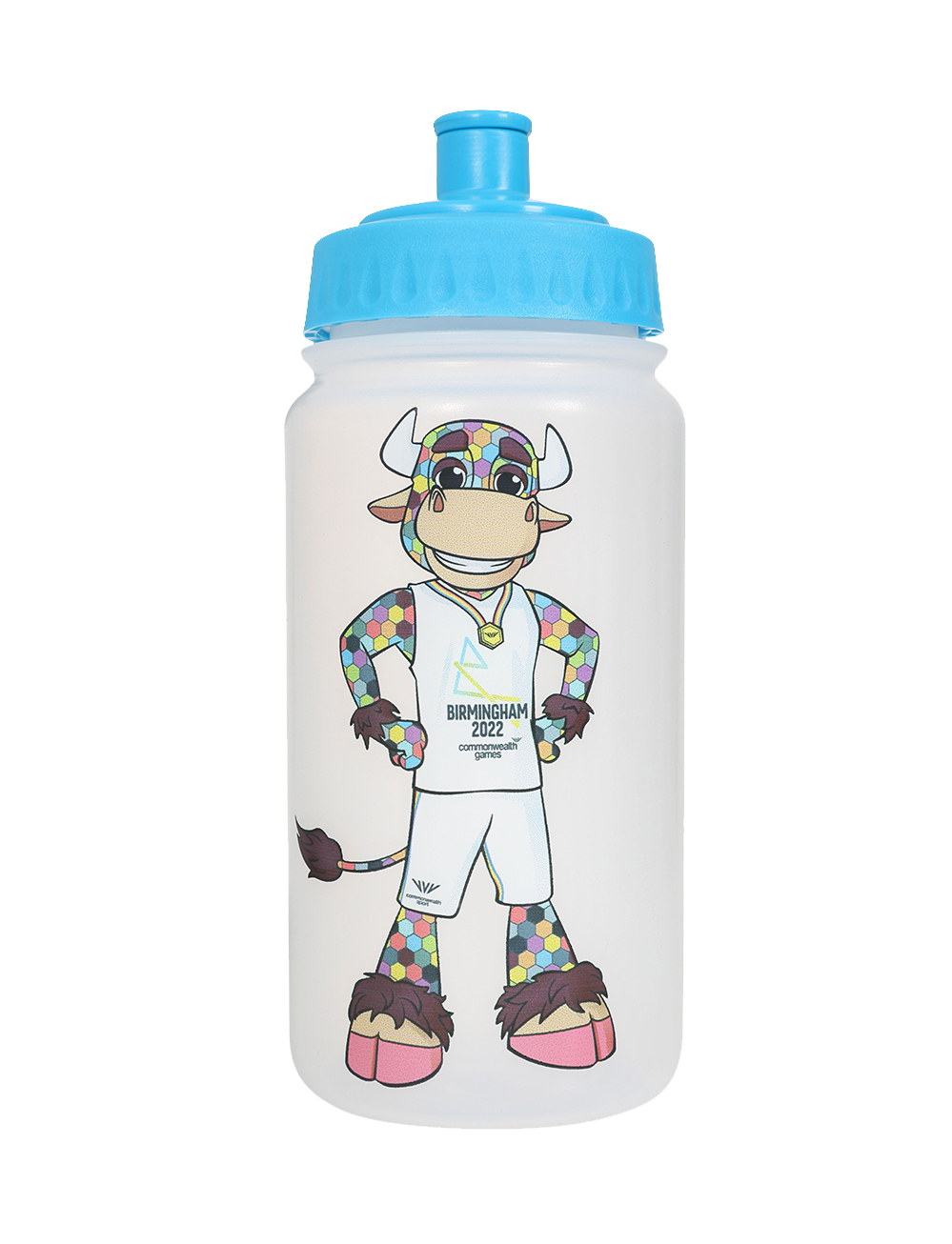 Perry Drink Bottle - Birmingham 2022 Commonwealth Games Shop