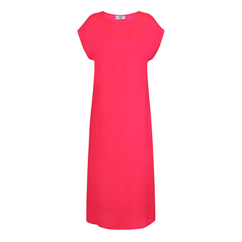 Blair Dress Neon Pink