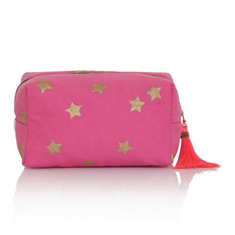 Cosmetic Bag Stars Iconic