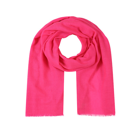 Cashmere Signature Neon Pink