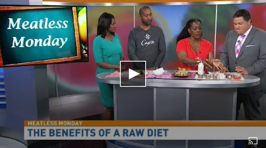WJLA - Meatless Monday seafood swaps