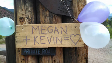 Megan and Kevin Passmore August 31st 2014