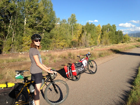Rio Grande Trail, Basalt Colorado Bike tour