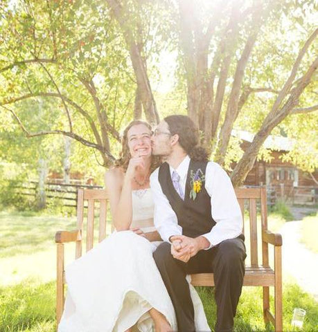 Passmore Wedding Rock Bottom Ranch Basalt Colorado