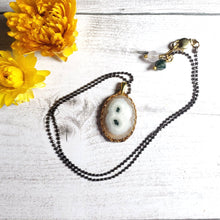 "Load image into Gallery viewer, ""That's Stalac-Tight!"": Solar Quartz Necklace"