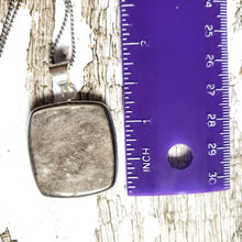"Load image into Gallery viewer, ""Volcan-Oh My!"": Obsidian Necklace (J)"