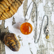 "Load image into Gallery viewer, ""Amber-osia"": Baltic Amber Necklace (A)"