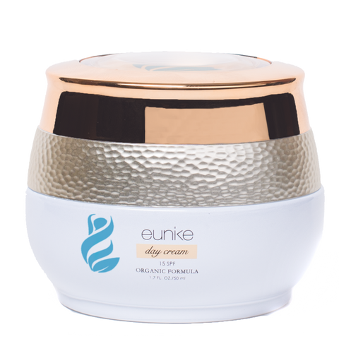 Natural Anti-aging & Moisturizing Eunike Day Cream SPF 15