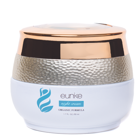 Natural Moisturizer & Rejuvenating Eunike Night Cream