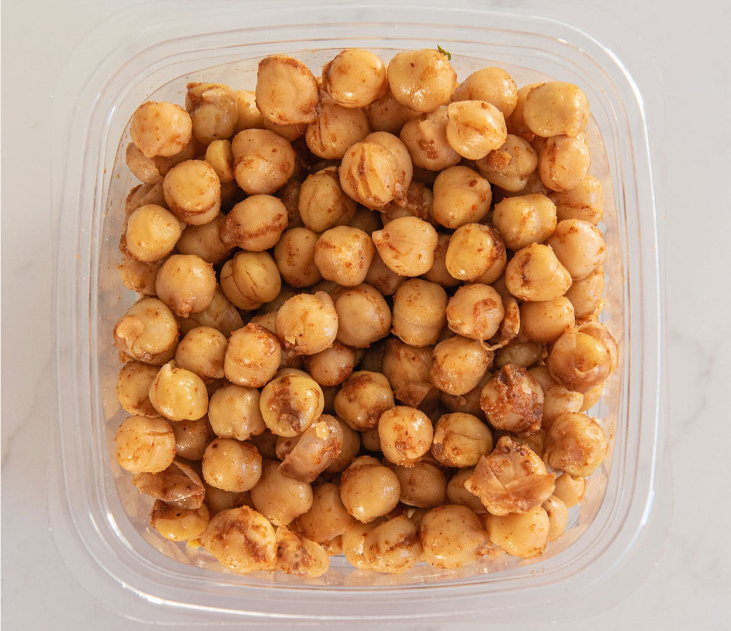 Chili Spices Chickpeas