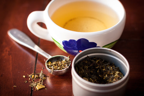 green tea for losing weight