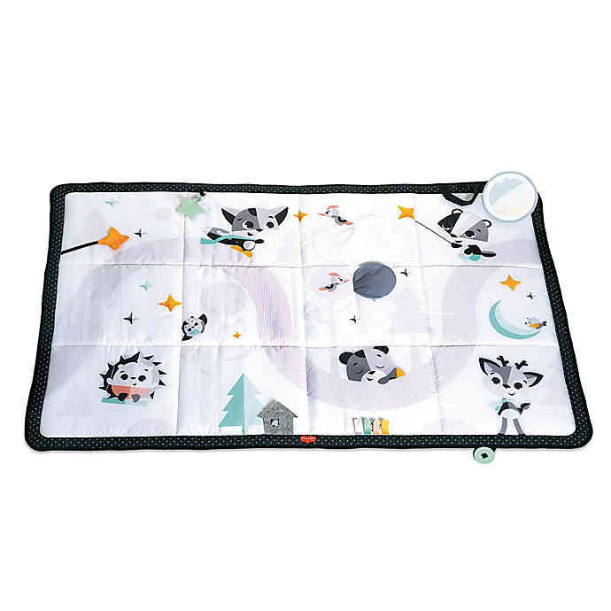 Tiny Love Magical Tales Black & White Super Mat
