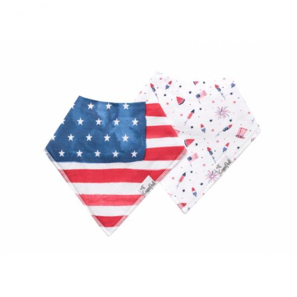 Fashion Bibs - Patriot