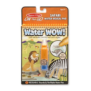 Melissa & Doug Water Wow - Safari