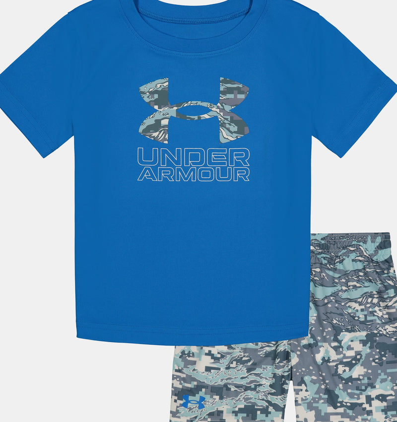 UA ABC Camo Big Logo Set