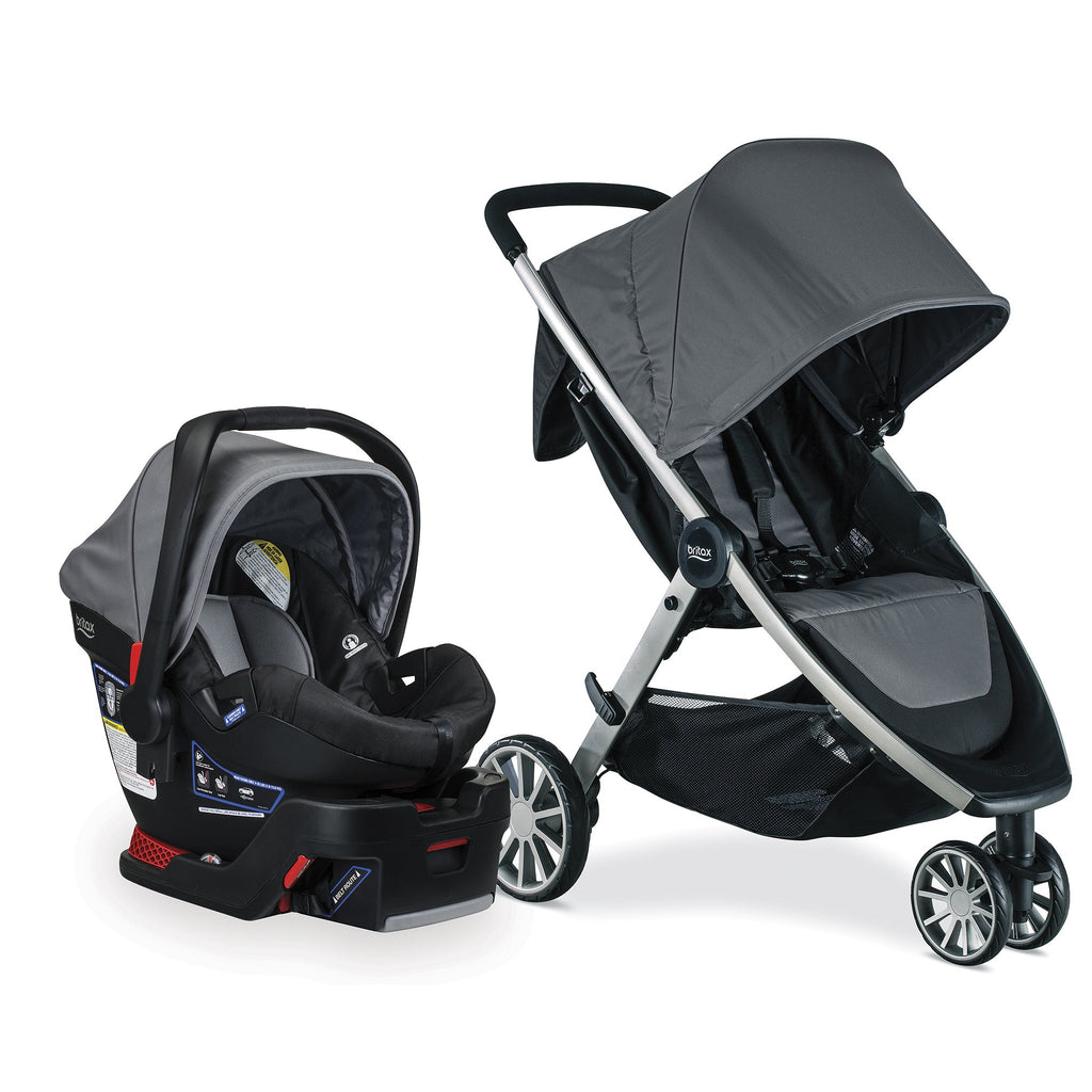 Britax B-Lively & B-Safe Ultra Travel System