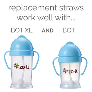 ZoLi BOT Replacement Straws